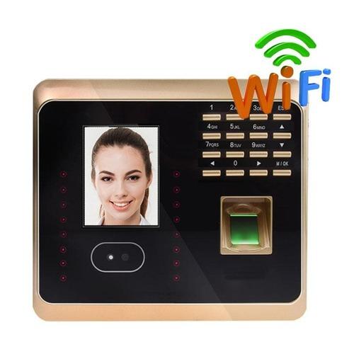 Máy chấm công nhận diện khuôn mặt Wifi RonalJack F500 Plus
