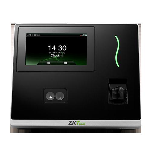Máy chấm công vân tay ZKTeco G3 Black