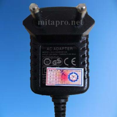Nguồn máy chấm công-Adapter máy chấm công